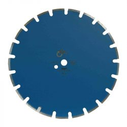 Disc diamantat pentru beton foarte dur Kern Ø 500 mm FB 502 Premium Quality