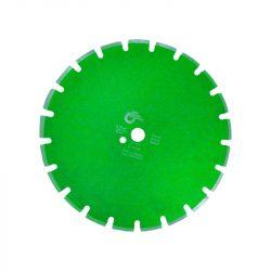 Disc diamantat pentru beton verde Kern 50 mm FF UNI Premium Quality