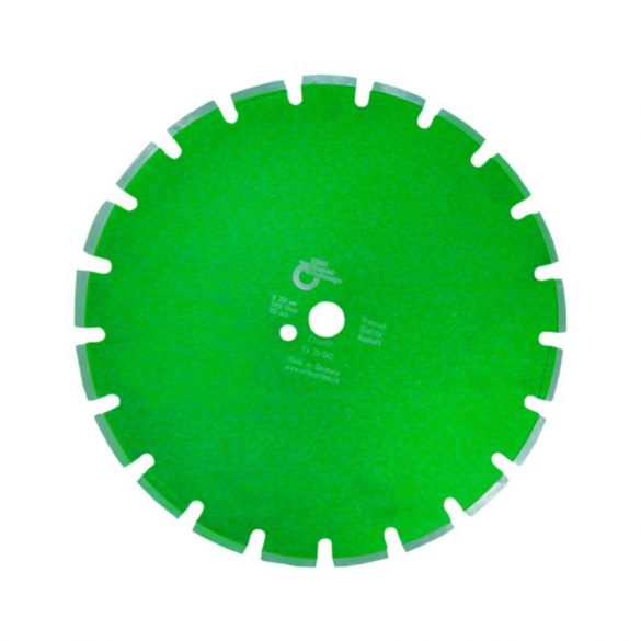 Disc diamantat pentru beton verde Kern Ø 400 mm FF UNI Premium Quality