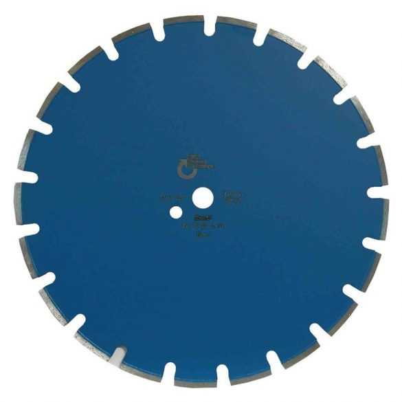 Disc diamantat pentru beton foarte dur Kern Ø 600 mm FB 502 Premium Quality