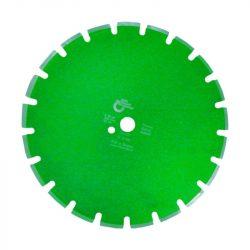 Disc diamantat pentru beton verde Kern Ø 450 mm FF UNI Premium Quality