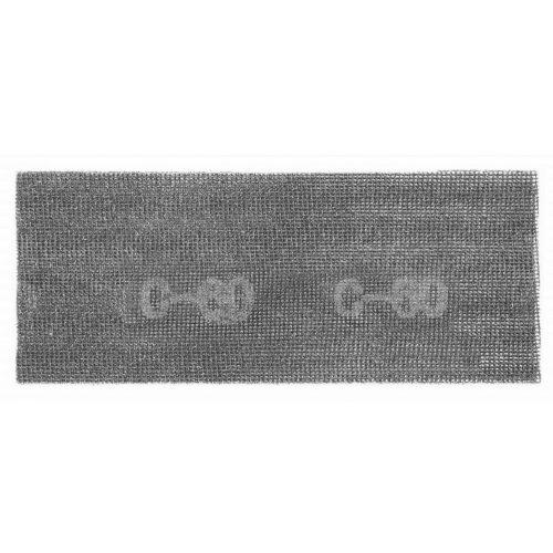 Plasa abraziva pentru suprafete gletuite 115 x 280mm granulatie 60 (25buc/pach.)  cod: 1010-141106