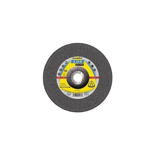 Disc debitat KT/SUPRA/A36R/S/GER/115X2X22,23 Klg