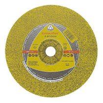 Disc polizat KS/SUPRA/A24R/S/GEK/230X6X22,23 Klg