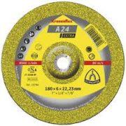 Disc polizat metal universal KS/EXTRA/A24EX/S/GEK/180X6X22,23 Klg