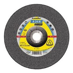 Disc debitat KT/SUPRA/A24N/S/GER/180X3X22,23 Klg