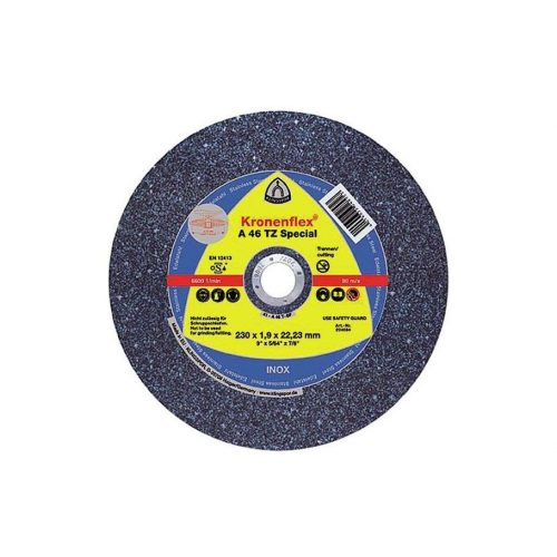 Disc debitat otel si inox KT/SPECIAL/A46TZ/S/GER/115X1,6X22,23 Klg