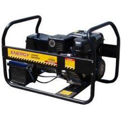 Generator de sudura si curent trifazat, electrozi supertit si superbaz, 5,0mm, ENERGY 220 WTE - professional