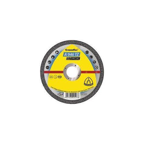 Disc debitat otel si inox KT/SPECIAL/A46TZ/S/GER/230X1,9X22,23 Klg