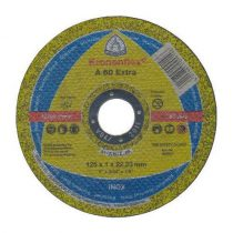 Disc debitat KT/EXTRA/A60EX/S/GER/115X1X22,23 Klg