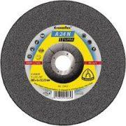 Disc debitat KT/SUPRA/A60N/S/GER/125X1X22,23 Klg