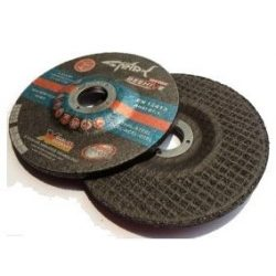 Disc polizat otel 27BS 125x6,0x22,2 (5buc/cut.) Metal