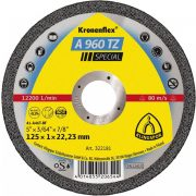 Disc debitat otel si inox KT/SPECIAL/A980TZ/S/GEK/115X0,8X22,23/DO Klg