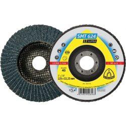 Disc lamelar otel si inox TE/SUPRA/SMT624/60/N/125X22,23 Klg