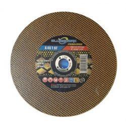 Disc abraziv debitat otel si inox 41BS 115x1.6x22,2 (50buc/cut) Yellow
