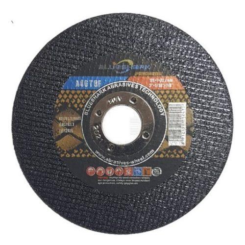 Disc abraziv debitat otel si inox LONG LIFE INDUSTRIAL 41BS 115x1,0x22,2 (50buc/cut) Black
