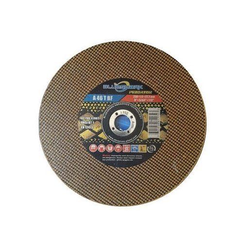 Disc abraziv debitat otel si inox 41BS 125x1.0x22,2 (50buc/cut) Yellow