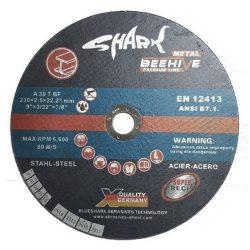 Disc abraziv debitat otel 125x2,0x22,2 (50buc/cut.) Metal Black