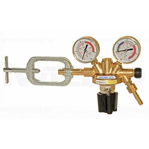 Reductor presiune Acetilena cu jug oxi Dynareg