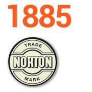 Disc lamelar frontal inclinat R842 otel si inox 115 x 22,2 granulatie 80 Norton