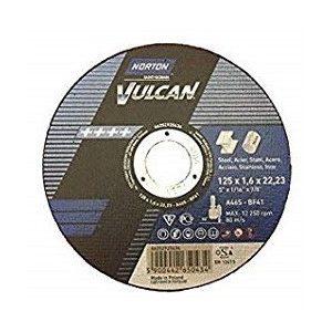 Disc abraziv debitat otel si inox 115x1.0x22.23 Norton