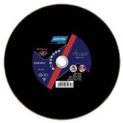 Disc Norton Vulcan 300x2.8x25,4 Metal Inox