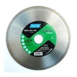 Disc diamantat sinterizat cu margine continua CERAM taiere umeda si uscata NORTON 125X22.23 mm