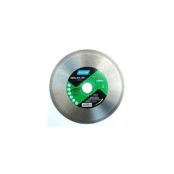 Disc diamantat Ceram 180x22,2 Norton Vulcan