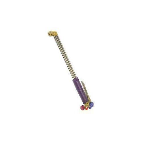 Arzator taiere (taietor) fier vechi cu Acetilena si Propan (GPL) lungime 457 mm gat la unghi de 90 grade grosime maxima de taiere 300mm PW