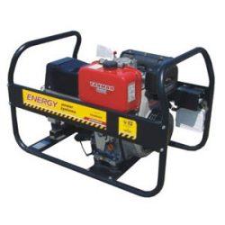 Generator de curent trifazat, diesel, ENERGY 7500 TD