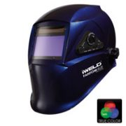 Masca sudura automata 4 senzori True Color FANTOM 4.6 Blue Metal iWeld