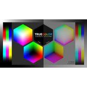 Masca sudura automata 4 senzori True Color_Fantom 4.6 Siver-Metal iWeld