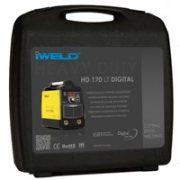 Aparat sudura HD 170 LT DIGITAL cu valiza iWeld