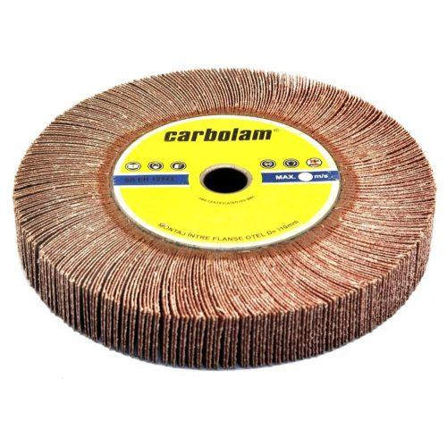 Disc lamelar cu flansa PEX LP4 150 30 20 120 Carbo