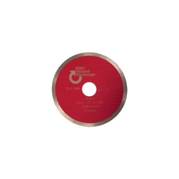 DISC DIAMANTAT SINTERIZAT Ø 125 MM CC PREMIUM QUALITY