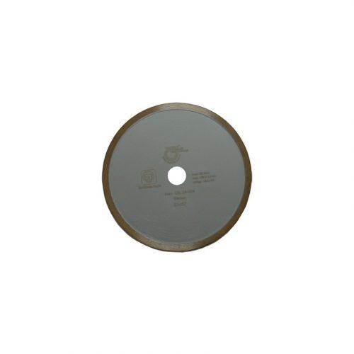 Disc diamantat sinterizat pentru gresie, marmura, materiale similare Ø 125 mm Silverline Ceramic CSL