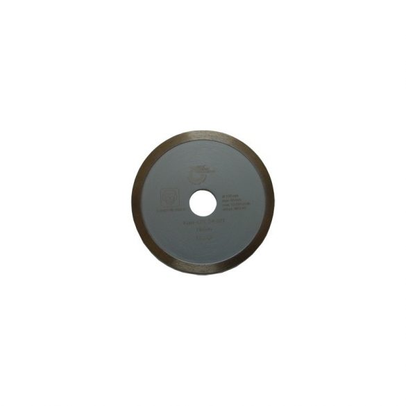 Disc diamantat sinterizat pentru  gresie, marmura, materiale similare Ø 115 mm Silverline Ceramic CSL