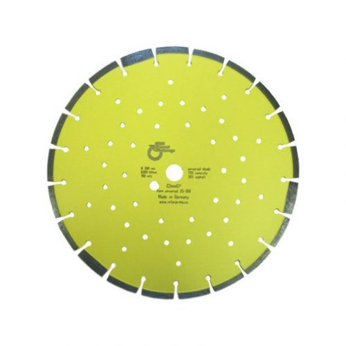 Disc diamantat Kernl pentru taiere combinata asfalt-beton 50 mm