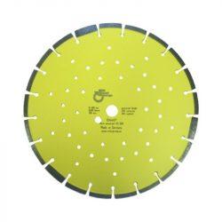 Disc diamantat Kern pentru taiere combinata asfalt-beton Ø 400 mm