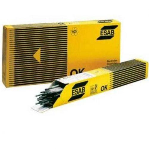 Electrozi otel bazici OK 48.60 Ø5x450mm (6x3=18kg/bacs) Esb