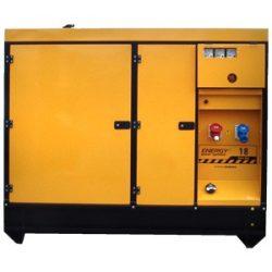 Generator de curent Energy 18 cu panou manual de comanda in standard