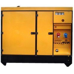 Generator de curent Energy 25 cu panou manual de comanda in standard