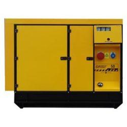 Generator de curent Energy 50 cu panou manual de comanda in standard
