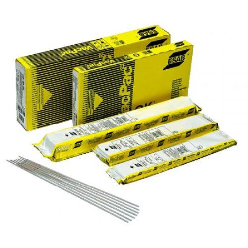 Electrozi incarcare dura OK 14MnNi - EFeMn-A  (86.28)  4x450mm (5x3=15kg/bacs) Esb