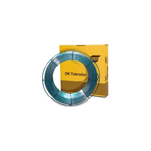 Sarma sudura Mag incarcare dura OK Tubrodur 15CrMn OG  (15.65) 1,6mm  - 200-250 /400-500 HV (16kg/rola) Esb