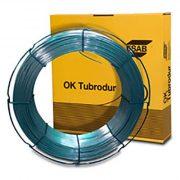 Sarma sudura Mag incarcare dura OK Tubrodur 13Cr G (15.73) 1,6mm - 45 - 51 HRC (16kg/rola) Esb