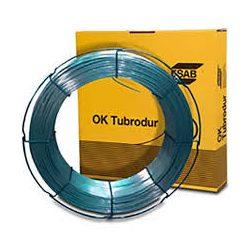 Sarma sudura Mag incarcare dura OK Tubrodur 60 GM (15.50) 1,2mm - 55 - 60 HRC (16kg/rola) Esb