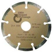 Disc diamantat sinterizat pentru beton, pavele din beton, beton usor armat, materiale similare Ø 180 mm GS Premium Quality