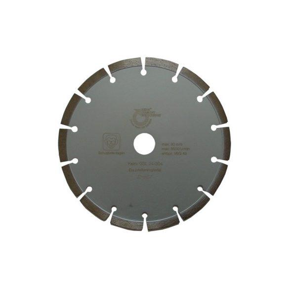 Disc diamantat sinterizat pentru caramizi, materiale similare Ø 230 mm Silverline Sinter GSL