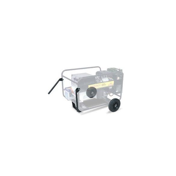 Kit roti si manere de transport generatoare portabile